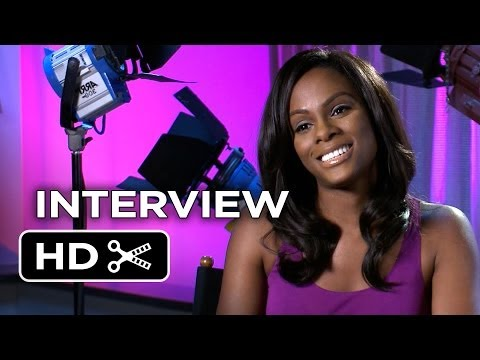 Ride Along Interview - Tika Sumpter (2014) - Ice Cube Comedy HD ...
