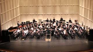 """Marche Hongroise"" The 2014 Alachua County All-County Honor Band"