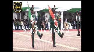Watch: Low-Key 2019 Independent Parade, In The History Of Nigeria