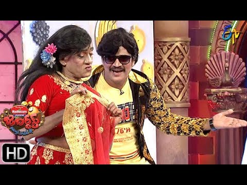 Raising Raju Performance   Jabardasth   17th January 2019   ETV  Telugu