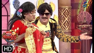 Raising Raju Performance | Jabardasth | 17th January 2019 | ETV  Telugu
