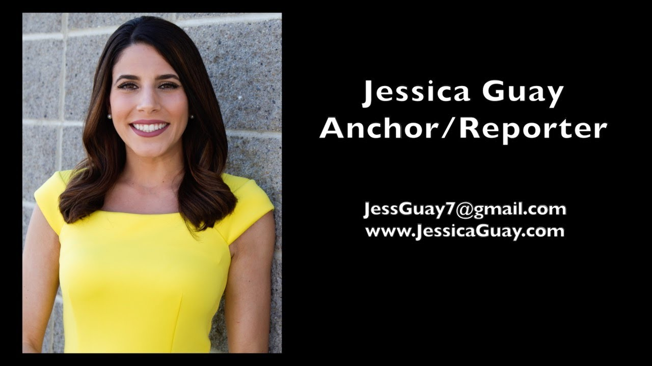 Jessica Guay Anchor/Reporter Resume Reel 2017
