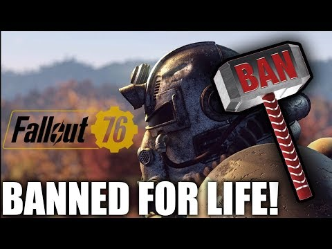 These Fallout 76 Players Are Banned For Life... Here's Why thumbnail