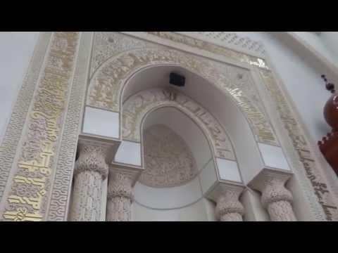 Inside Masjid al-Qiblatain Mosque of the two Qiblas 4 April 2013 Medina Saudi Arabia