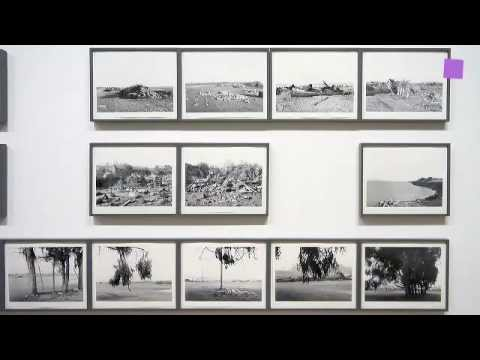 theartVIEw - Lewis Baltz at ALBERTINA