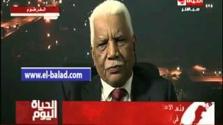 بالفيديو.. وزير الإعلام السوداني: علاقتنا مع مصر في أزهى عصورها