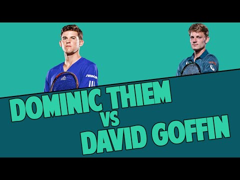 Dominic Thiem vs David Goffin - Australian Open