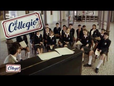 Lezione di musica - Prima puntata - Il Collegio 2