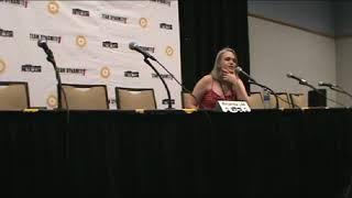 Amanda Lee Q\A Panel Metrocon 2019