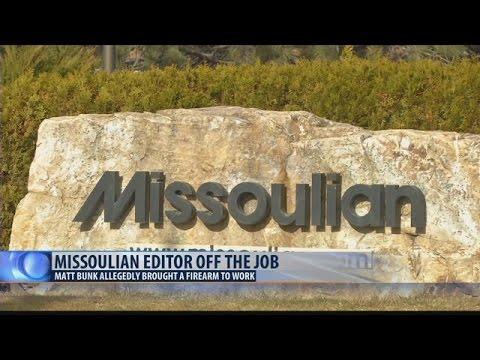 Missoulian newspaper editor suspended