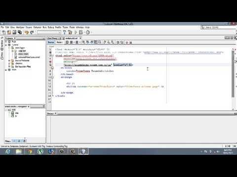 Primefaces project on Netbeans Tutorial 1