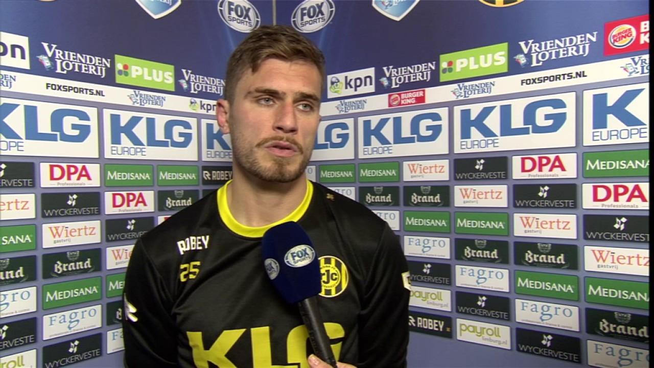 Roda Jc Kerkrade Feyenoord  Thanasis Papazoglou