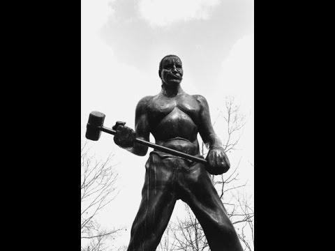 Legend Of John Henry's Hammer~Johnny Cash