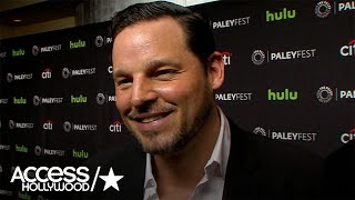 'Grey's Anatomy': Justin Chambers Talks Working With Ellen Pompeo