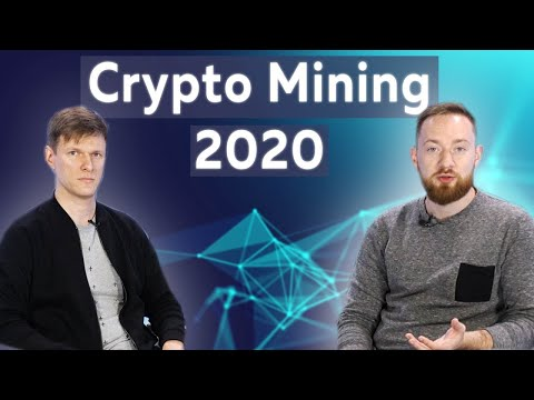Crypto Currencies Trading Vs. Crypto Currencies Mining In 2020