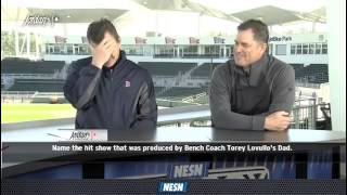 John Farrell, Ben Cherington Go Head-To-Head In 'Know Your Teammates'