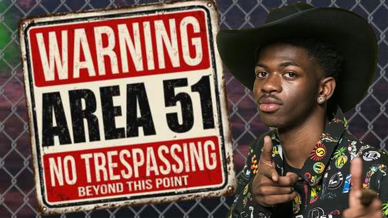 Lil Nas X Agrees To Perform At Area 51 Raid FOR FREE