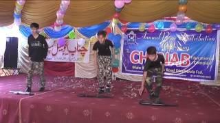 Nara-E-Takbeer Allah Hu Akbar Operation Zarb-e-Azb Pakistan Army