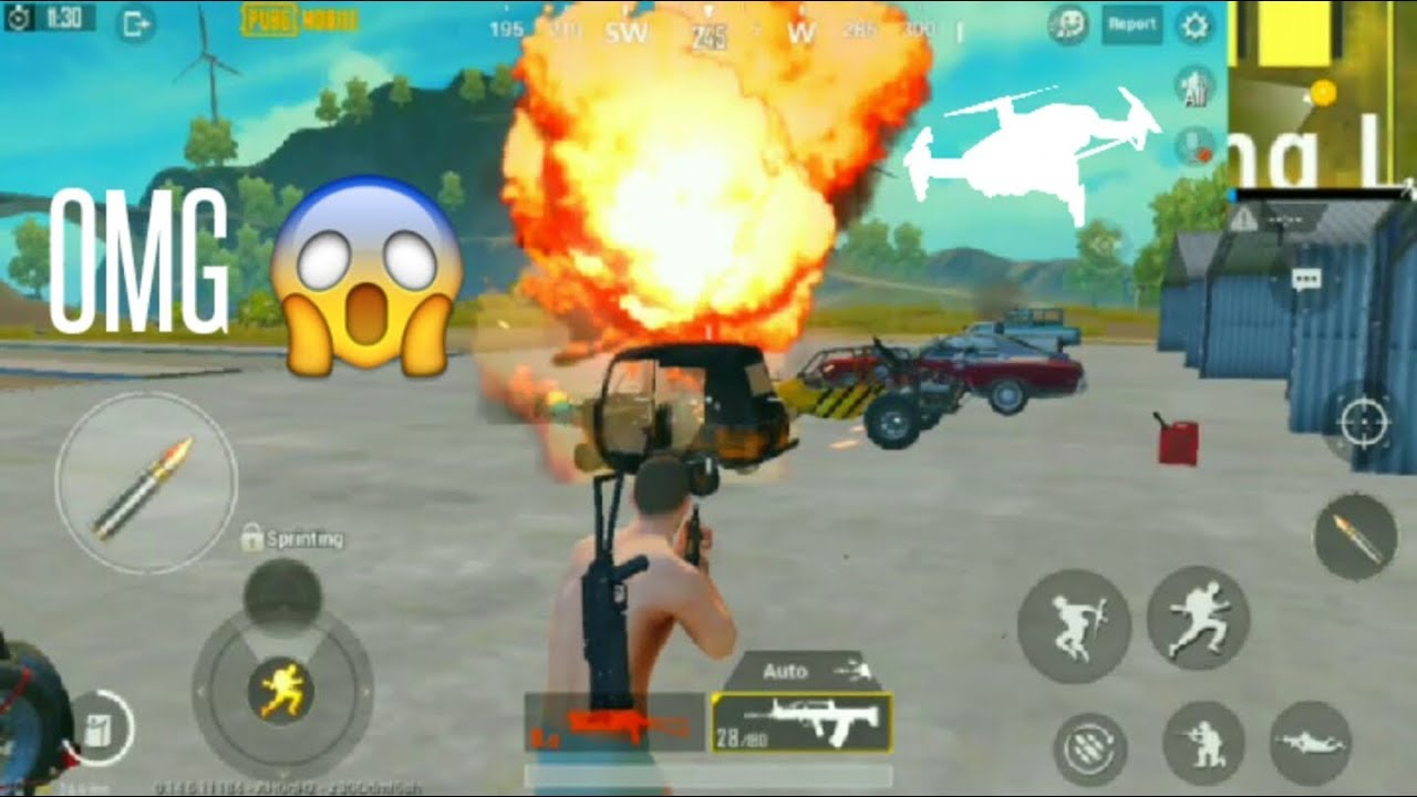 OPEN Training Mode in PUBG Mobile ForYou