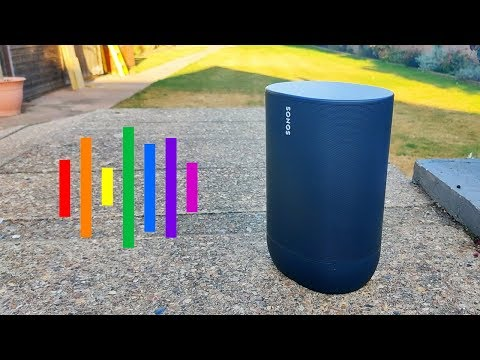 SONOS MOVE - Unboxing and Review