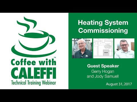 Heating System Commissioning