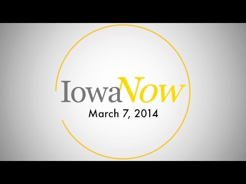 Iowa Now Minute 3/7/2014 on YouTube
