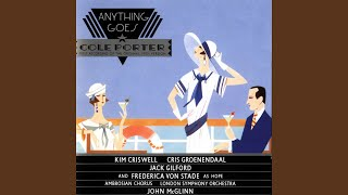 Anything Goes, Act II: Be like the bluebird (Moonface)