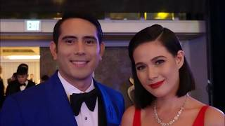 Bea Alonzo and Gerald Anderson sweetmoment during ABSCBN BALL 2018