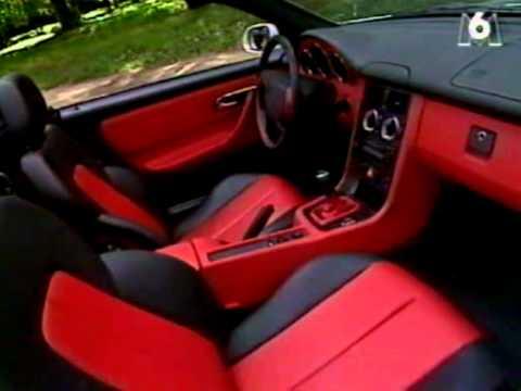 mercedes slk r170 essai m6 turbo 1996 youtube. Black Bedroom Furniture Sets. Home Design Ideas