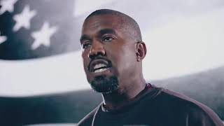Kanye West releases presiḋential campaign ad, invokes God, prayer, family