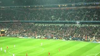 Bayern-München-Real Madrid 2-1 - die letzten Minuten und die Feiern - 17/04/2012