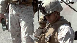 Marines seize Twentynine Palms Airport