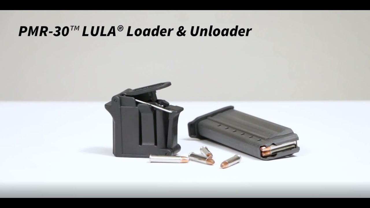 PMR-30  22WMR LULA® loader and unloader - LU34B