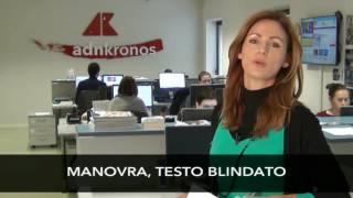 Tg Adnkronos, 6 dicembre 2016...