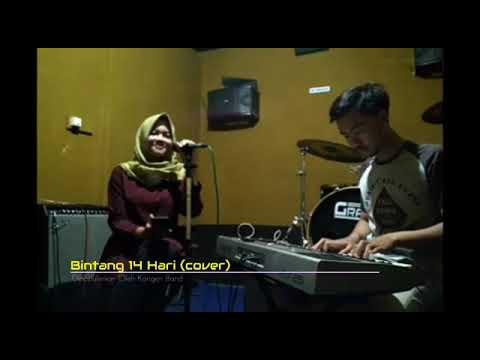 Bintang 14 hari (kangen band) cover keyboard & vocalgirl