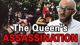 That Time a Teenager Nearly Assassinated the Queen During a Fantasy Assassination of the Queen