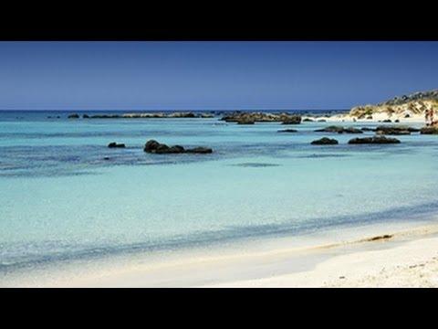 Grecia creta spiagge e coste youtube - Immagini da colorare la spiaggia ...