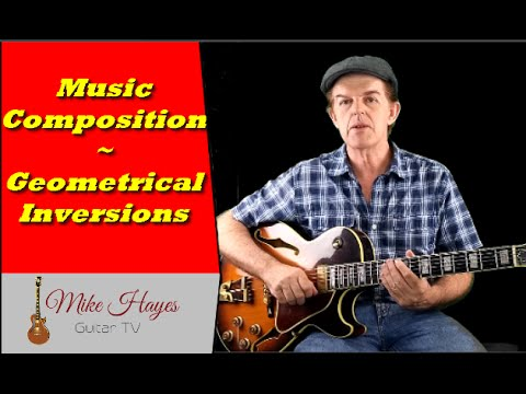 Music Composition - How To Use Geometrical Inversions To Create Original Melodies (part 1)