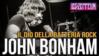 John Bonham dei Led Zeppelin: il Dio della Batteria Rock #445