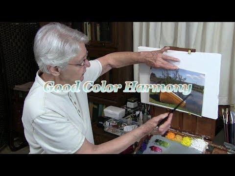 Quick Tip 121 - Good Color Harmony