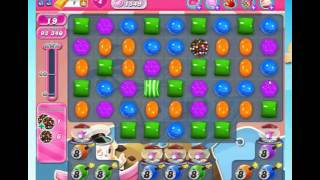 Candy Crush Saga Level 1549 Difficult Level (hard!!!) No Boosters