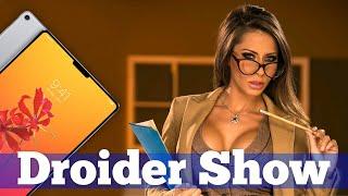 iPad X и ПОРНО смартфон | Droider Show #312