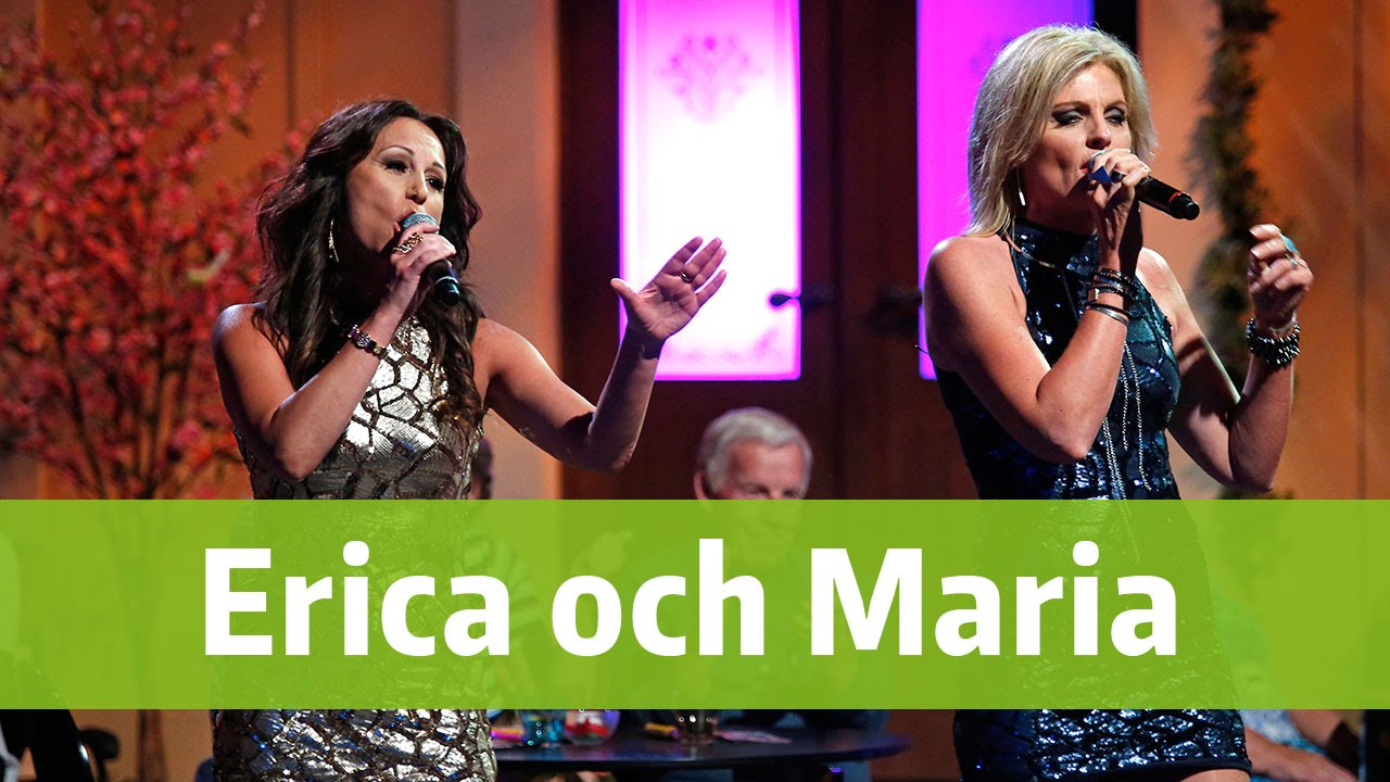 Erica Sjostrom Och Maria Rolf Bingolotto 5 6 2016 Youtube