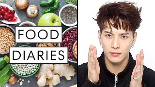 Everything Jackson Wang Eats in a Day | Food Diaries: Bite Size | Harper's BAZAAR