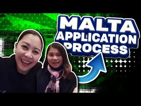 Malta  Europe Application Process