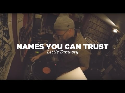 Little Dynasty from Names You Can Trust • DJ Set • LeMellotron.com