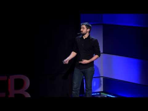 "Designing reality: George ""Skoumas"" Papanikolaou at TEDxAUEB"