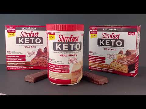 slimfast-keto-review---shakes,-meal-bars,-and-more