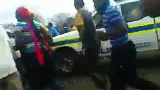 Malamulele municipality strike