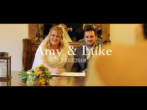 Cinematic Wedding Film - Amy & Luke Redwood - Highlights